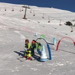 Bielmonte, family skiing near the Biellesi Alps